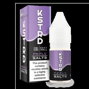 KSTRD – PRPLE Nic Salt