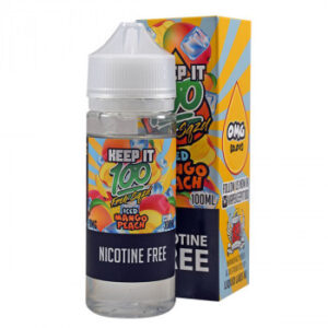 Frsh Sqzd Iced Mango Peach – Keep It 100 E Liquid