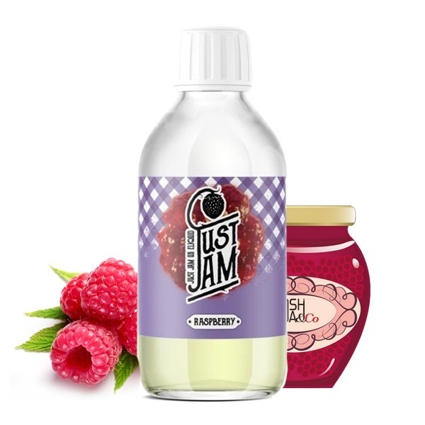 Just Jam – Raspberry 200ML