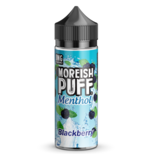 BLACKBERRY – Moreish Puff MENTHOL
