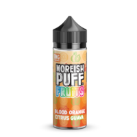 BLOOD ORANGE CITRUS GUAVA BY MOREISH PUFF FRUITS