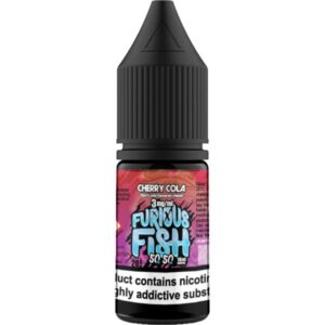 Furious Fish 50-50 – Cherry Cola