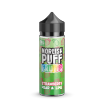 STRAWBERRY PEAR & LIME BY MOREISH PUFF FRUITS