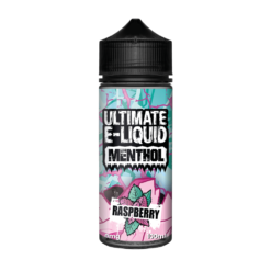 Ultimate E-liquid Menthol – Raspberry