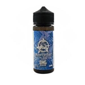 Anarchist Juice – Blue On Ice E-liquid Shortfill