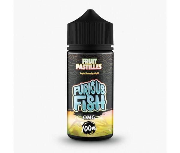 Furious Fish Shortfill – Fruit Pastilles E-liquid
