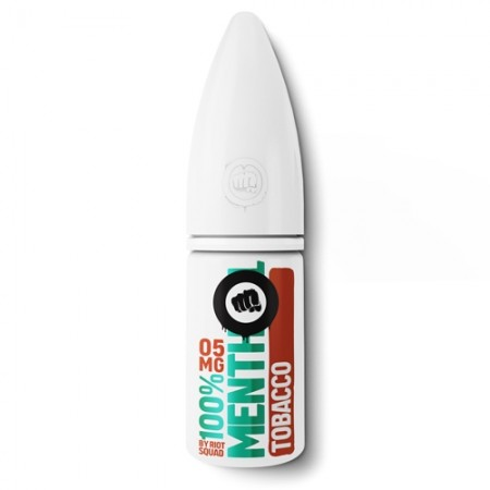 Riot Squad Salts – Menthol Tobacco