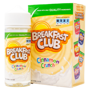 Breakfast Club – Cinnamon Crunch