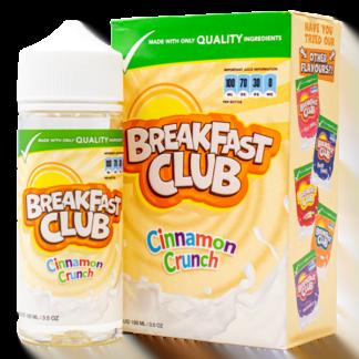 Breakfast Club – Cinnamon Crunch