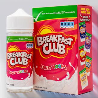 Breakfast Club – Fruit Hoops