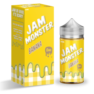 Jam Monster Banana