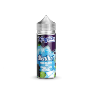 Kingston Menthol – Black Grape Lime Bubblegum Menthol