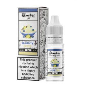 Blameless Nic Salt – Blueberry Creme