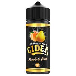 Cider – Peach & Pear E-Liquid