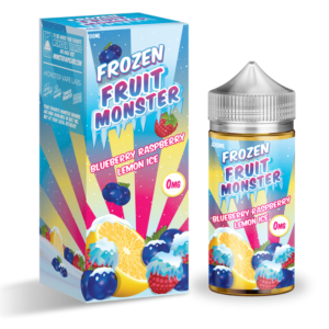 Fruit Monster Frozen – Blueberry Raspberry Lemon