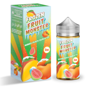 Fruit Monster Frozen – Mango Peach Guava