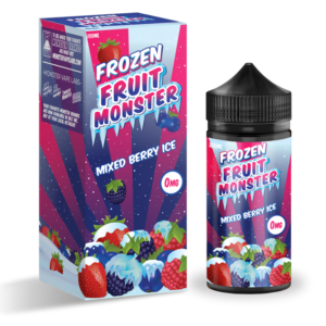 Fruit Monster Frozen – Mixed Berry