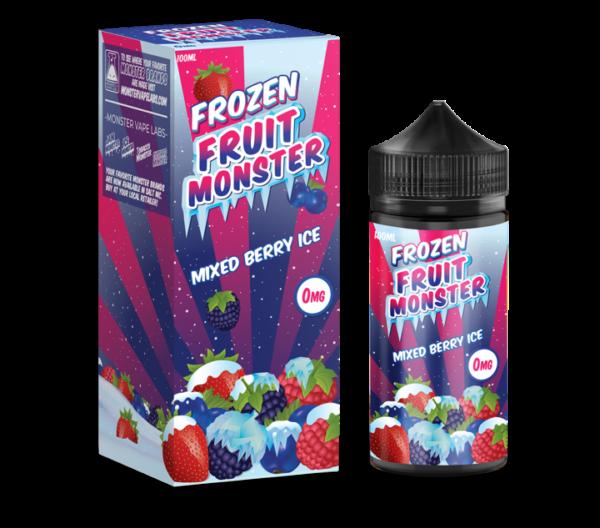 Fruit Monster Frozen – Mixed Berry