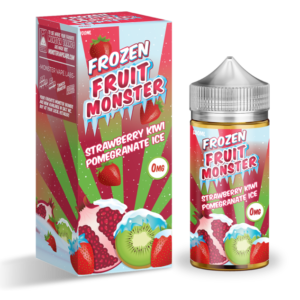 Fruit Monster Frozen – Strawberry Kiwi Pomegranate