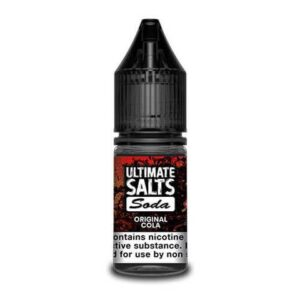 Ultimate Salts E Liquid Soda – Original cola