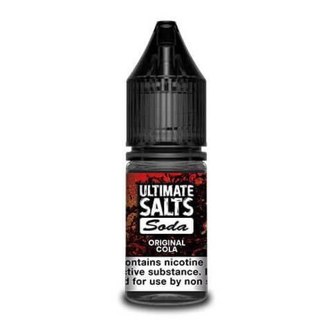 Ultimate Salts E Liquid Soda – Original cola