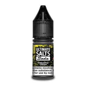 Ultimate Salts E Liquid Soda – Pineapple Crush