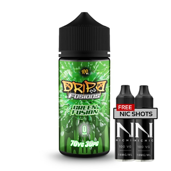 Dripd – Green Fusion