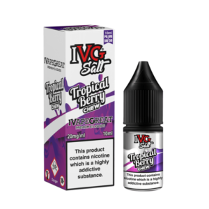 I VG Salt Tropical Berry Chew 10ml