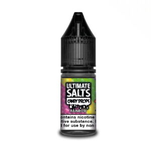 Ultimate Salts E Liquid Candy Drops – Rainbow