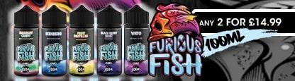 Furious Fish E-liquid