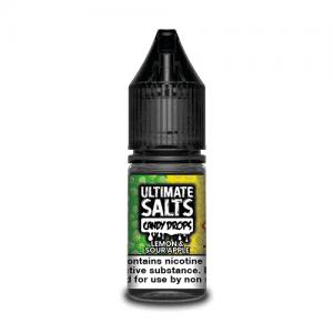Ultimate Salts E Liquid Candy Drops – Lemon & Sour Apple
