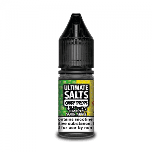 Ultimate Salts E Liquid Candy Drops – Lemon & Sour Apple