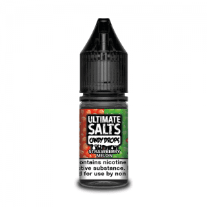 Ultimate Salts E Liquid Candy Drops – Strawberry Melon