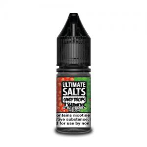 Ultimate Salts E Liquid Candy Drops – Strawberry Melon