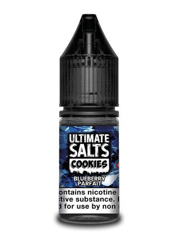 Ultimate Salts E Liquid Cookie – Blueberry Parfait