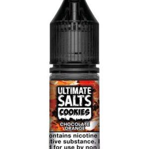 Ultimate Salts E Liquid Cookie – Chocolate Orange