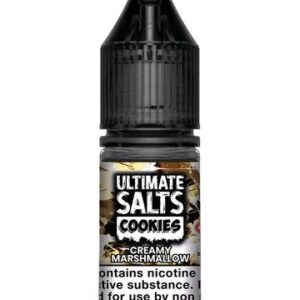 Ultimate Salts E Liquid Cookie – Creamy Marshmallow