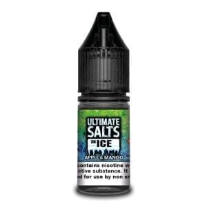 Ultimate Salts E Liquid On Ice – Apple & Mango