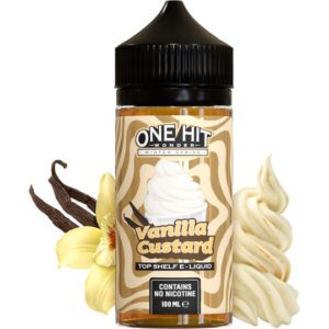 One Hit Wonder Winter Series – Vanilla Custard