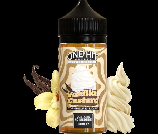 One Hit Wonder Winter Series – Vanilla Custard