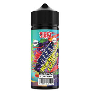 MOHAWK & CO Fizzy Juice – Blackcurrant Licorice 100ML