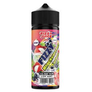 MOHAWK & CO Fizzy Juice – Blackcurrant Lychee 100ML