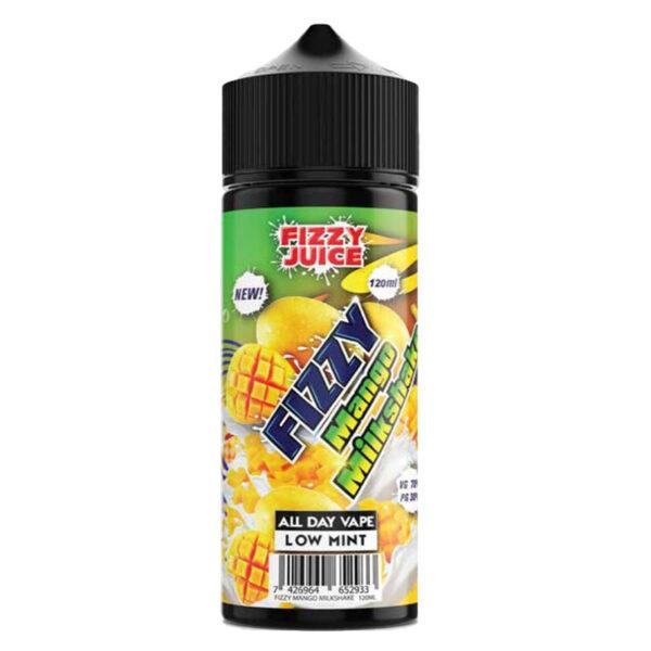 MOHAWK & CO Fizzy Juice – Mango Milkshake 100ML