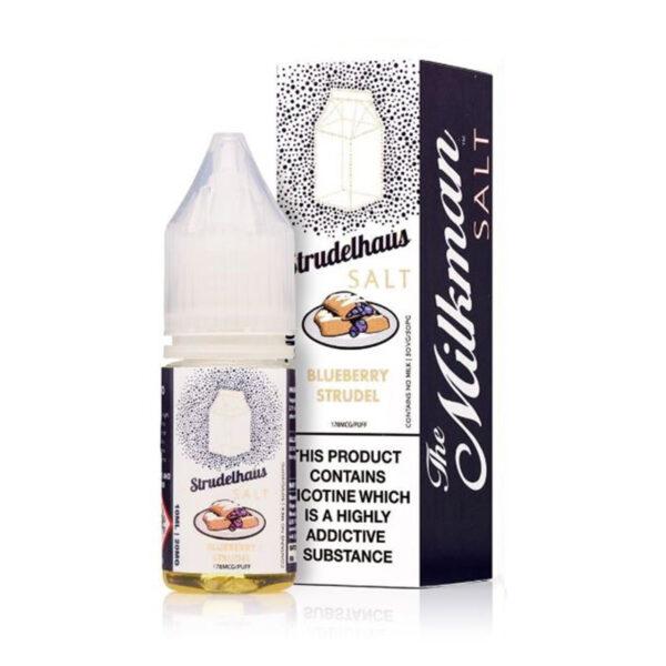 STRUDELHAUS NICOTINE SALT E-LIQUID BY THE MILKMAN SALT