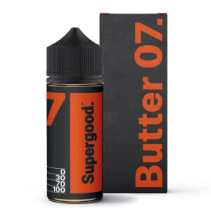 BUTTER 07. E-LIQUID BY SUPERGOOD.