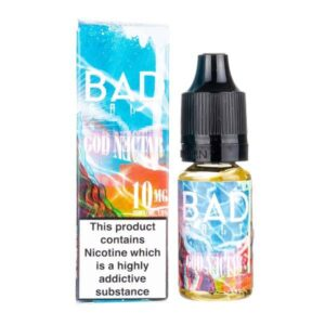 GOD NECTAR BY BAD DRIP SALT E LIQUID