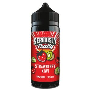 Seriously Fruity –  Strawberry Kiwi E-liquid
