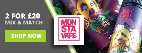 MonstaVape E-liquids