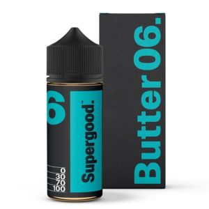 BUTTER 06. E-LIQUID BY SUPERGOOD