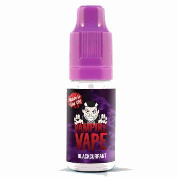 Vampire Vape Blackcurrant E-liquid